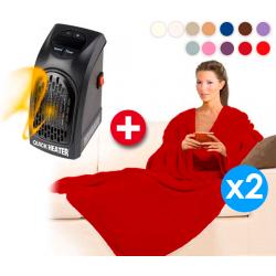 2 Batamanta Quick Heater