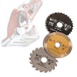 Set de Discos Sierra Circular Rotor Saw