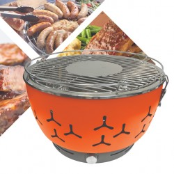BARBECUE PORTATILE A BATTERIE GO
