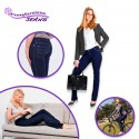 LEGGINGS COMFORTISSE JEANS