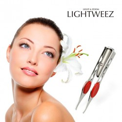PINZETTA CON LUCE, LIGHTWEEZ