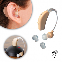Apparecchi Acustici ricaricabile Super Ear