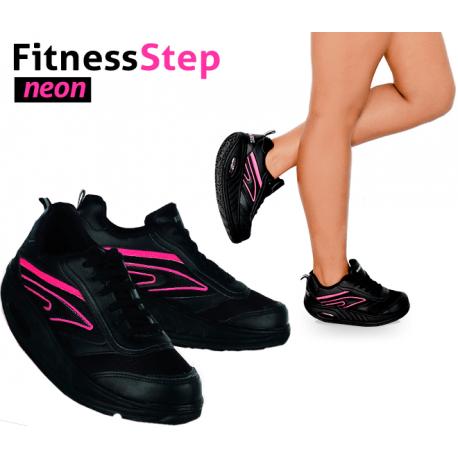 ✅ Scarpa fitness step neon-brucia le calorie e modella la figura ... f01a83a7c6f
