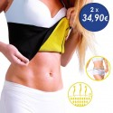 HOT ABS BELT – CINTURA DIMAGRANTE