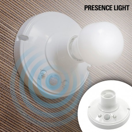Porta Lampadine Con Sensore Di Movimento Per Solo 14 74 Eur Invio