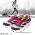 SCARPE FITNESS - STEP GREY PINK