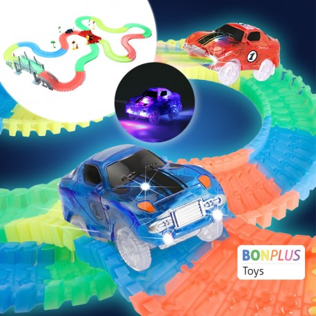 LUMINOUS MAGIC TRACKS, PISTA CHE BRILLA NEL BUIO
