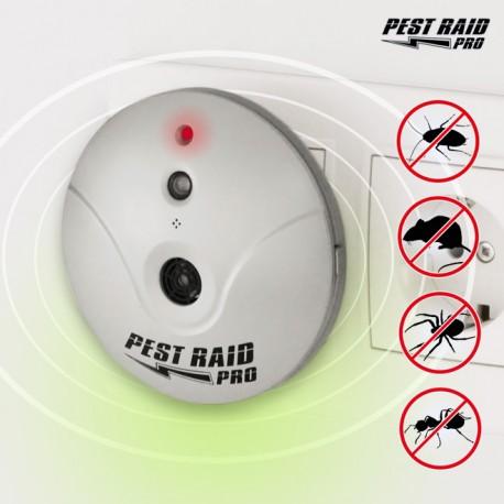 Pest Raid Pro Repellente Per Insetti E Roditori Per Solo 24 90 Eur Invio Gratis 24 48h Compralo Subito