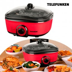 QUICK COOKER PENTOLA MULTIFUNZIONE 6 IN 1