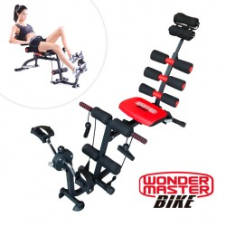 WONDER MASTER BIKE 2 IN 1